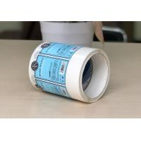 China Strong Tenacity Synthetic Paper Sticker , Self Adhesive Removable Labels Waterproof on sale