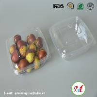 Quality Accept Custom Order and blister Process Type fruit packing tray for sale