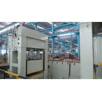 China 100t / 160t servo H-Frame Automotive Horizontal Hydraulic Press CNC control on sale