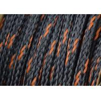 Buy cheap Strong Abrasion Resistance PET Braided Sleeving For Industrial Hoses Protection from wholesalers