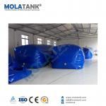 Quality Pillow Water Tank Soft Flexible Potable Water Storage Tanks 100 Littre for sale