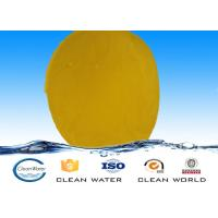 Quality White / Yellow Powder Poly Aluminum Chloride Water Treatment PAC 0.6% Min Insoluble for sale