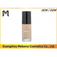 Quality Full Coverage Liquid Mineral Foundation SPF 18 , Luminous Liquid Mineral Makeup for sale