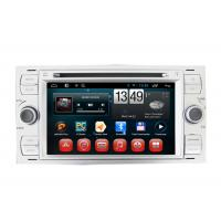 Quality Ford DVD Navigation System Focus(09-11)sliver color DVD GPS Wifi 3G Radio Vedio for sale