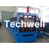 Quality 15KW Steel C Shaped, C Profile Purlin Roll Forming Machine For 1.5 - 3.0mm Thickness for sale