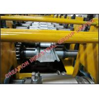 Quality Galvalume Steel Shutter Door Roll Forming Machine with Mitsubishi PLC for sale
