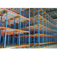 Quality Logistic equipment gravity flow pallet rack for sale for sale