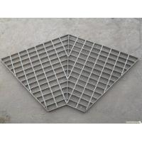 Quality Hot dip galvanized trench drain grating cover,steel grating with flat steel space 12mm or 20mm for sale