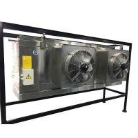 Quality Effectively Defrost Cold Room Air Cooler Commercial  Air Cooling Evaporator for sale
