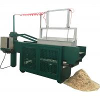 China Automatic Electric Wood Shaving Machine For Poultry Bedding/Shavings making machine on sale