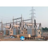 Quality High Voltage Three phases Oil Immersed Type Transformer Step Up & Step Down for sale