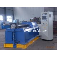 Quality CNC Bending Machine Hydraulic 4 Rolls Metal Plate Rolling Machine for sale