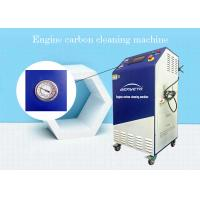 Quality HHO Carbon Cleaning Machine Petrol Diesel Engines Carbon Build Up Removal for sale