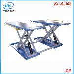 Quality hydraulic scissor lift kl-s-303 for sale