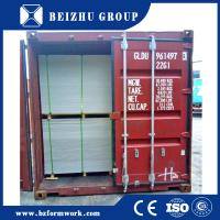 Quality Reusable high gloss melamine chipboard dictionary words 4x8x18mm construction plywood for sale