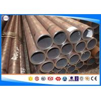 Quality Hot Rolled Alloy Chrome Steel Tube With Black Scale SCM440 For Machine Purpose for sale