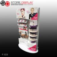 Quality Custom unique Acrylic Floor Displays for cosmetic for sale