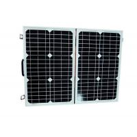 Quality High End 2*20W Folding Solar Panels Portable With / Without Assembled for sale