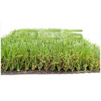 Quality Durable Landscape Fake Grass Lawn / Synthetic Artificial Grass Turf for sale