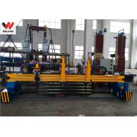Quality Custom CNC Strip Cutting Machine With Flame / Oxygen Fuel For Plate Cutting Equipment for sale