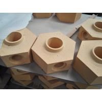 Quality Steel Ingot Casting Fire Clay Aluminum Bricks Composition Heat / Sound Insulation for sale