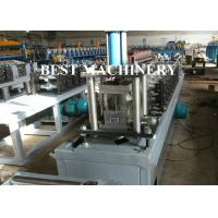 Quality Automatic Light Guage C Track Stud And Track Roll Forming Machine Frame Ceiling Making for sale