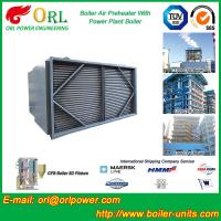 Quality Steam Coil CFB Boiler APH , Tubular Type Air Preheater Natural Circulation for sale