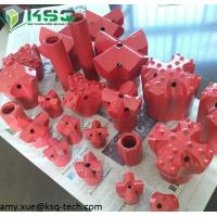 Buy R38 Mining Self Drilling Anchors / Hollow Injection Bar For Narrow Workplace at wholesale prices