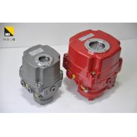 Quality 300NM Small Electric Part Turn Actuator , Ball Valve Electric Actuator for sale
