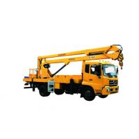 Quality Durable XCMG Basket Truck Mounted Lift , 5 Ton Aerial Platform Truck for sale