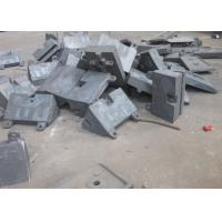Quality Chrome-Moly Steel liner plates for Mine mill Cement mill or other specia working condition for sale