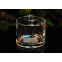 Buy Clear Unique Decorative Glass Perfume Bottles For Home Decor , Popular Shape at wholesale prices