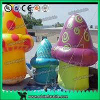Quality LED Lighting Inflatable Mushroom Decoration Custom Advertising Inflatables for sale