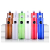Quality Flip Cap Decorative Shampoo Containers 500ml UV Coating For Smooth Body Skin for sale