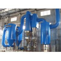 China QG / JG Series Industrial Drying Equipment Pulse Bag Filter Airflow For Starch on sale
