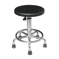 Quality 10e8 Surface Resistance 132cm Height Anti Static ESD Stools for sale