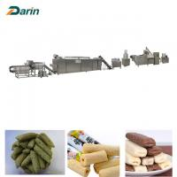 Quality Durable Puff Snack Extruder Food / Corn Puff Snacks Making Line Low Noise for sale