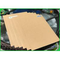 Quality Grade AA 200g 250g 300g 350g 400g Solid Board Kraft Liner Paper With FSC Certification for sale