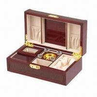 Quality Wooden Gift Box, 10mm Thickness for sale
