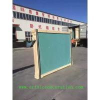 Quality French green float glass , french green glass , F-green glass for sale