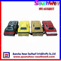 Quality polyresin car statues for sale