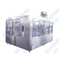 Quality Bottle Juice Filling Machine , Beverage Filling Equipment Automatic Operation for sale
