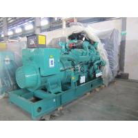 Quality Heavy Duty Diesel Generator With Power Capacity Of 800KVA ISO9001 2008 for sale