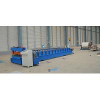 Quality Roofing Sheet Making Machine Color Coated Corrugated Roof Roll Forming Machine for sale