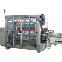 Quality Carbonated / Pure Water Bottle Packing Machine With Rocker Arm Institution for sale