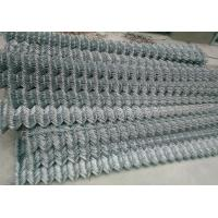 Hot sale high quality Galvanized chain link fence