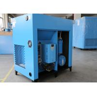 Permanent Magnet Rotary Screw Air Compressor , 15HP 6~8bar Industrial Screw Compressor