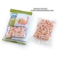 Buy Custom printed Seafood shrimp Vacuum Packaging bag for Frozen Storage at wholesale prices