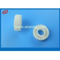 Quality Hitachi ATM Machine Internal Parts White 22 Teeth Plastic Gear 7P012671-001 for sale