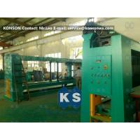 Quality Full Automatic Heavy-Duty Hexagonal Wire Netting Machine , Galvanized And Zinc Coated for sale
